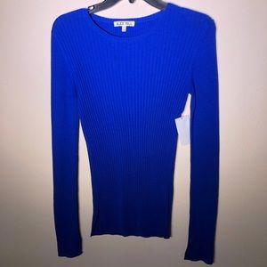 Alex Mill Electric Blue Sweater